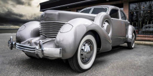 1937 Cord 812 and Its Political History