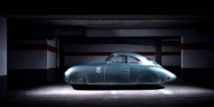 1939 Porsche Type 64 Berlin-Rome at RM Sotheby's Monterey