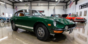 21k-Mile 1971 Datsun 240Z Series 1 sells on BringATrailer for $310,000