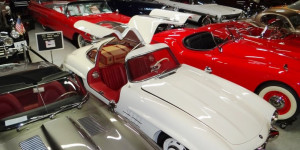 Buying a collector car from a collection, or the whole collection?
