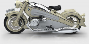 Collector motorcycle needs agreed value insurance