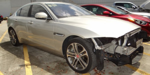 Has your Jaguar been in an accident?