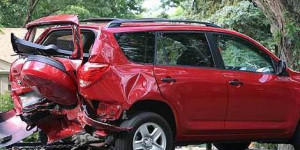 Has your vehicle been damaged in an accident?