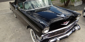 Pre-purchase Inspection (PPI) or Financing appraisal for a 1955-58 Chevy