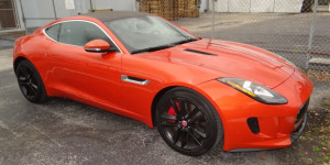 What's the Diminished Value on a $42k Jaguar F-Type with $11k damage?